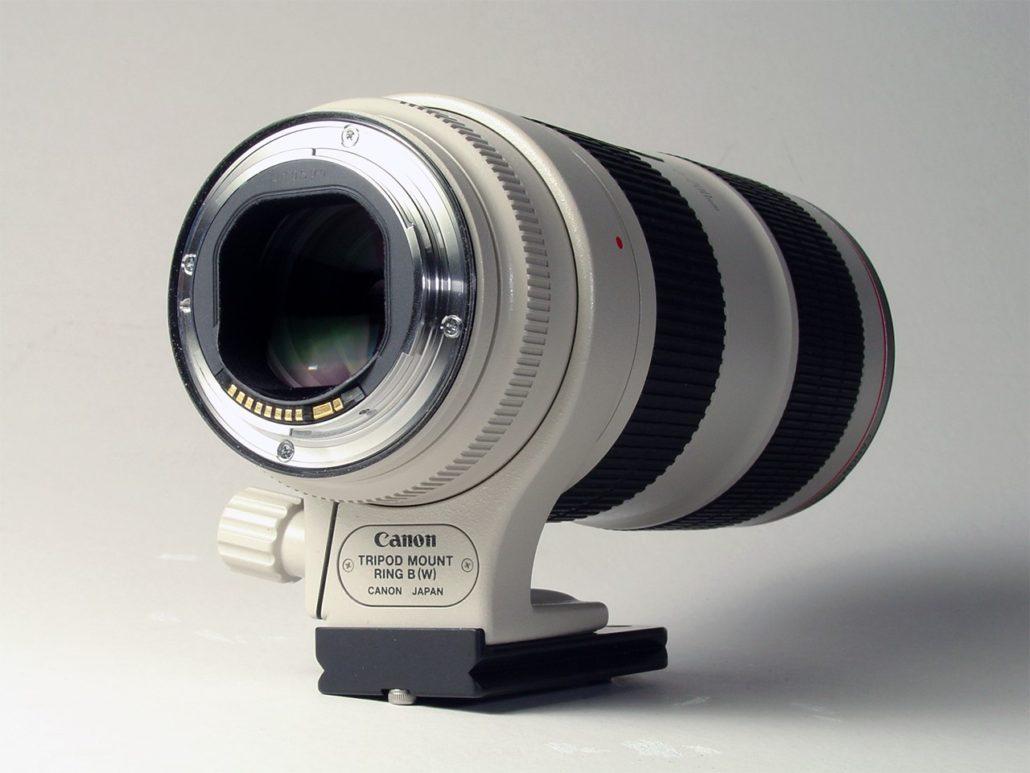 Ef 70 200mm F 2 8l Is Ii Lens Canada Film Equipment
