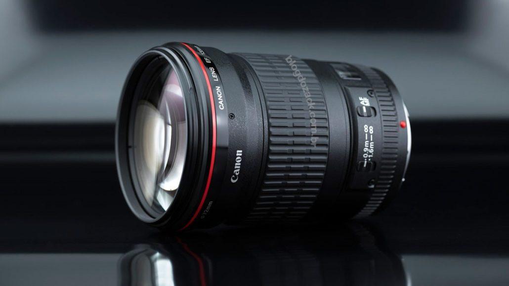 Canon 135mm Canada Film Equipment