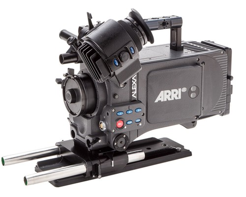 Arri Alexa Classic Ev Camera Kit Canada Film Equipment