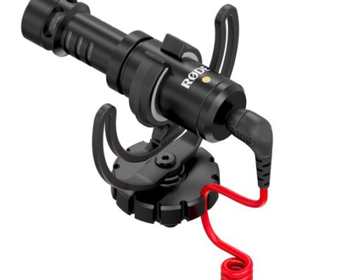 Rode Camera Microphone Canada Film Equipment
