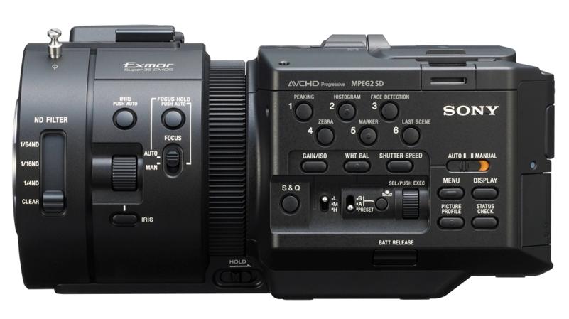 Sony Nex Fs700r Camera Kit Canada Film Equipment