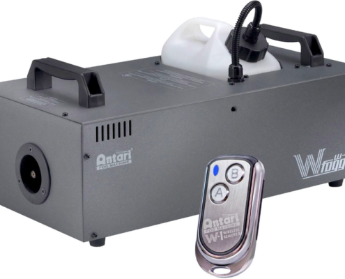 ANTARI W-510 WIRELESS FOG MACHINE-01