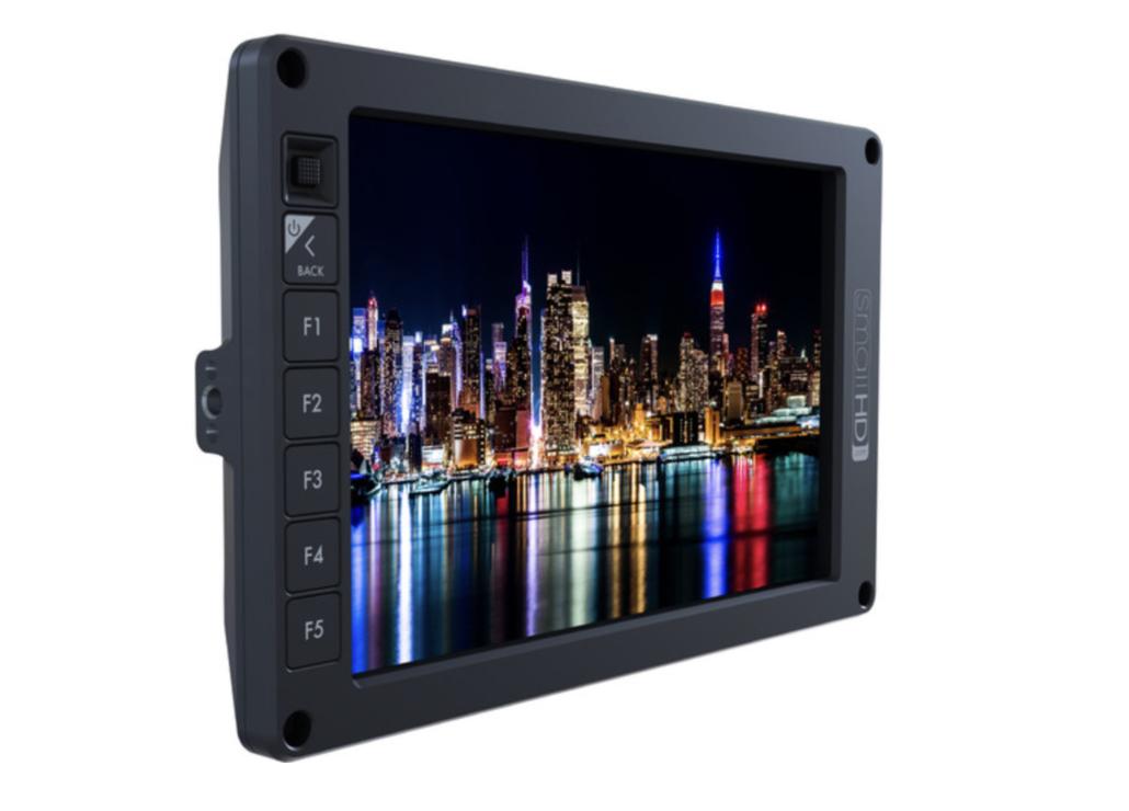 Smallhd 702 Oled 7 On Camera Monitor Canada Film Equipment